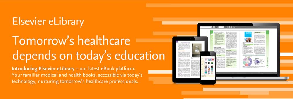 Elsevier eLibrary Asia